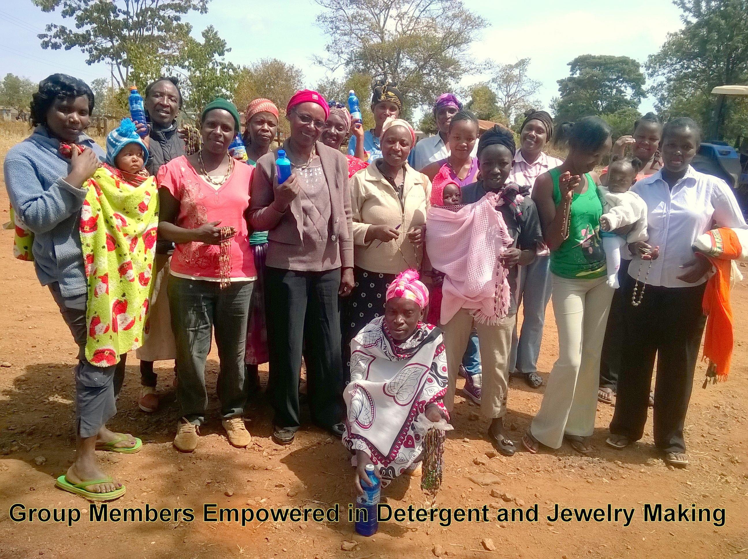 MAMA AFRICA – Empowering Women